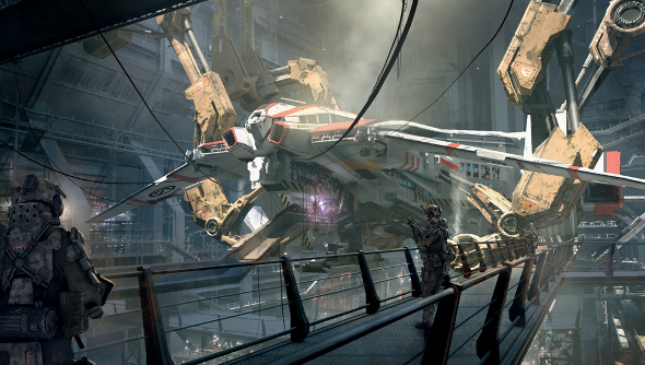 Art of Titanfall giveaway