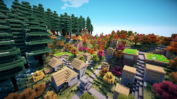 The twenty best Minecraft mods