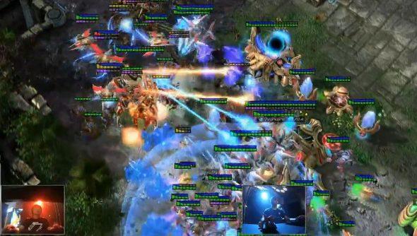 2013_WCS_America_S1_-_Ro16_-_Alicia_v_Snute_-_Game_1_-_Nydus_attack