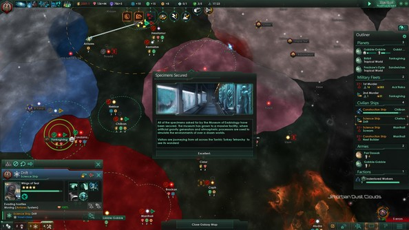 Stellaris multiplayer: a story of space turkeys, betrayal, and