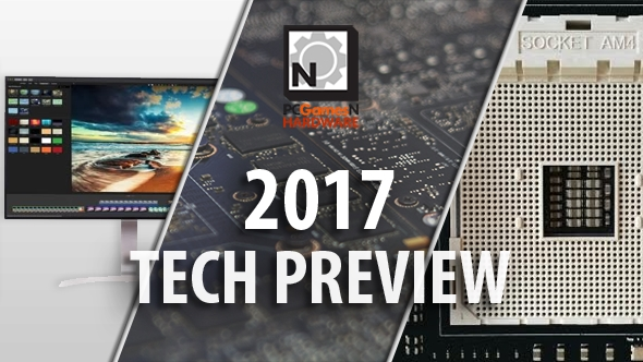 New technology for 2017: all the PC gear to look out for this year