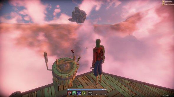 Worlds Adrift Ship Helm