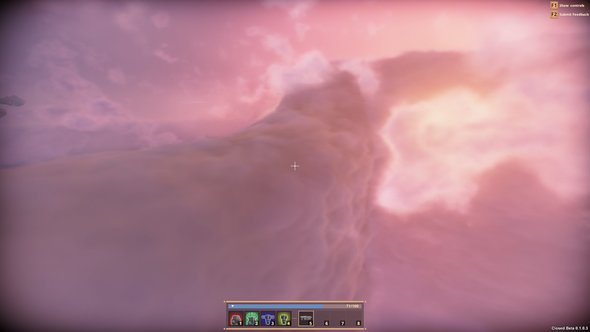 Worlds Adrift Storm Wall