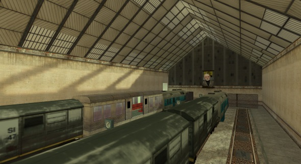 Half-Life 2: Classic demakes Valve's genre-defining shooter, dragging it back to the 90s