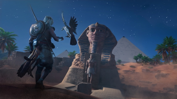 2017 single-player games Assassin's Creed Origins