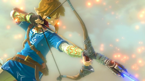 2017 single-player games Zelda Breath of the Wild