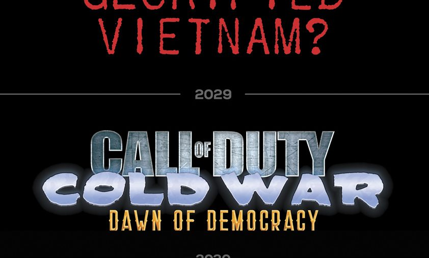 call of duty movie cinematic universe