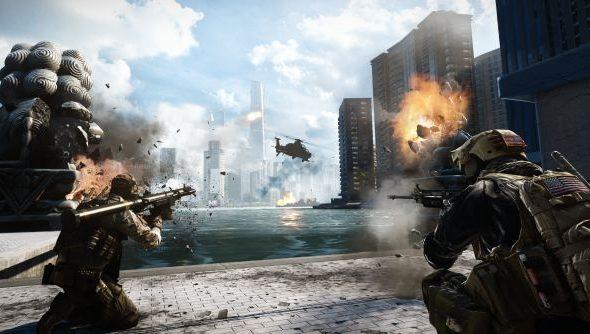 Battlefield 4 120Hz Tickrate