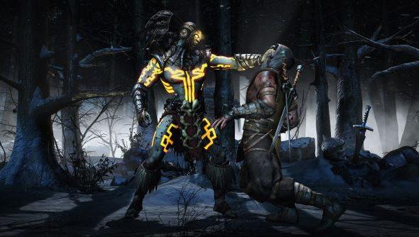 Mortal Kombat X Scorpian