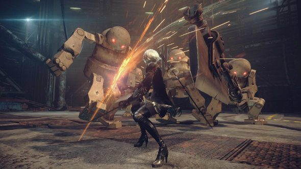 25 Minutes of NieR: Automata gameplay video released