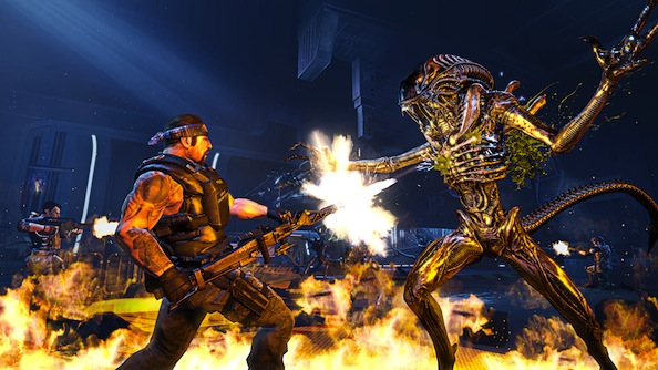 "Randy Pitchford: ""after consuming the narrative portion of Aliens: Colonial Marines, Alien 3 becomes a better movie."""