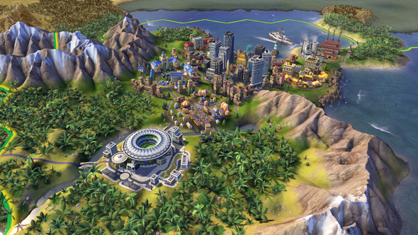 Civilization 6 interview