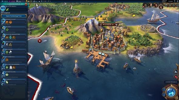 Civilization 6 gameplay