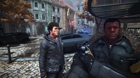 Deus Ex Mankind Divided PC port review medium