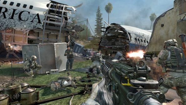 Call of Duty Tops 40 Million Active Players