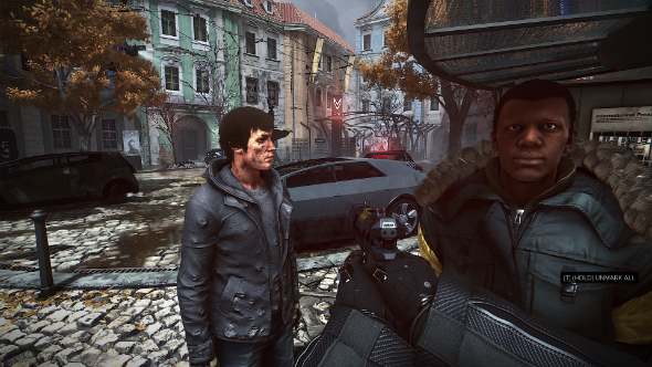 Deus Ex Mankind Divided PC port review high