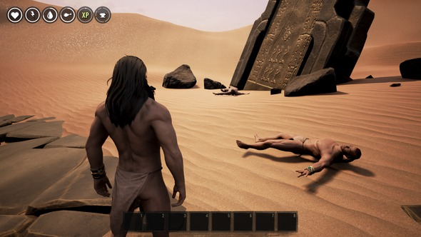 What does Conan Exiles bring to the saturated survival genre?