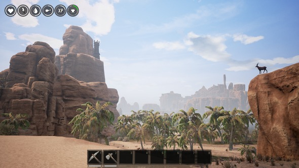 What does Conan Exiles bring to the saturated survival genre