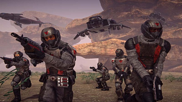 Planetside 2 beta to get at least one new continent before launch