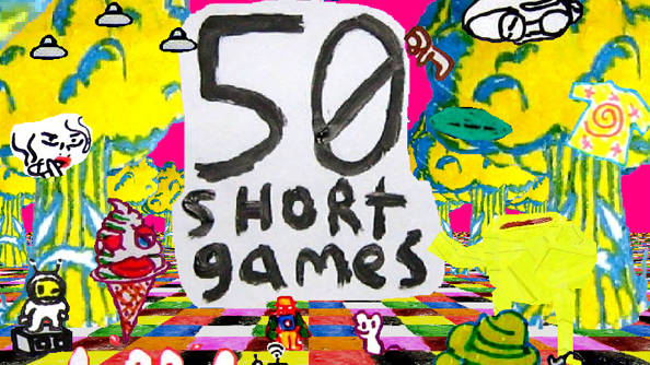 50 Short Games is exactly what you'd expect