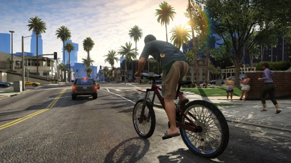 Grand Theft Auto V on PC is the most successful non-Valve game on Steam ever