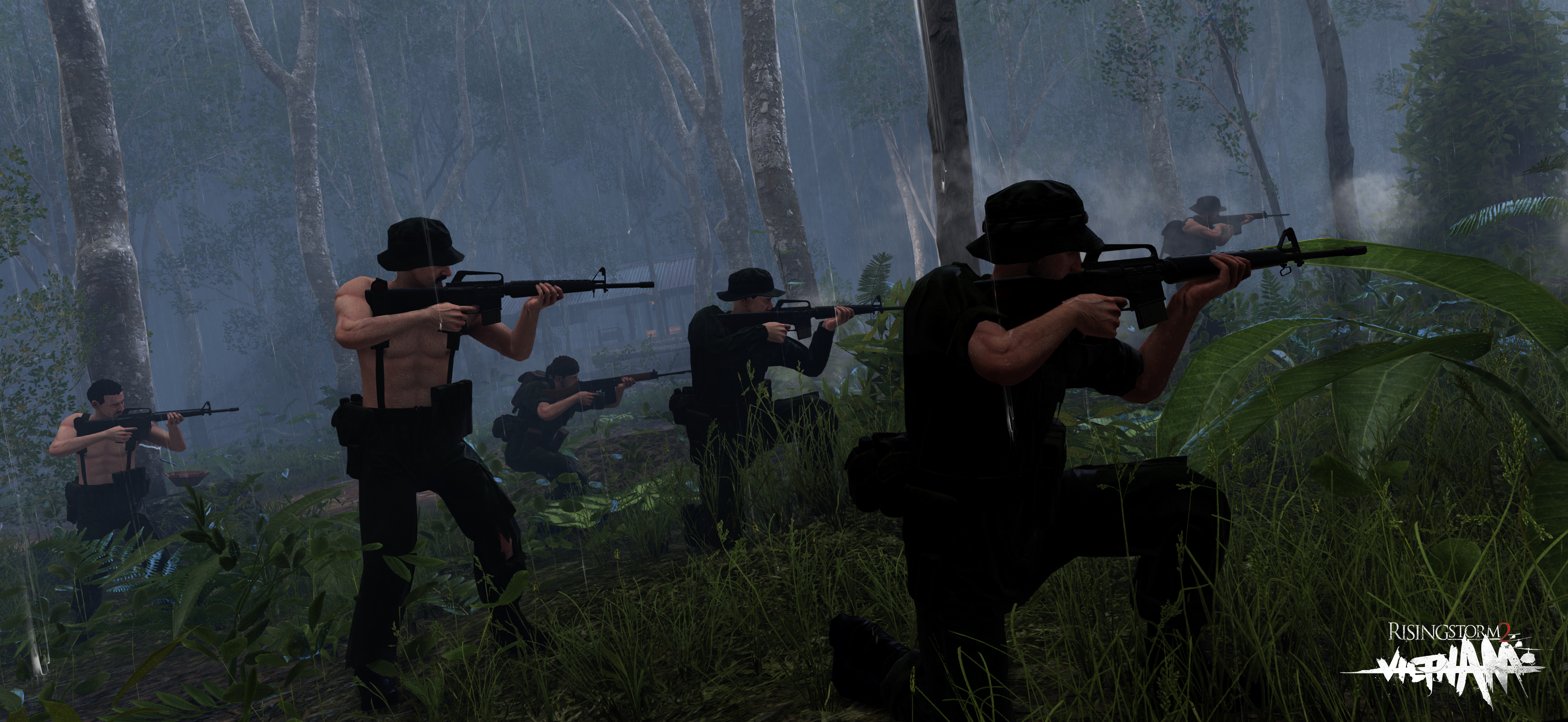 Rising Storm 2: Vietnam - now with added Aussie and Kiwi accents