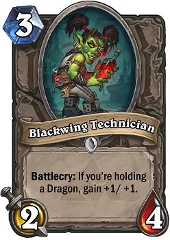 BlackWing Technician 2