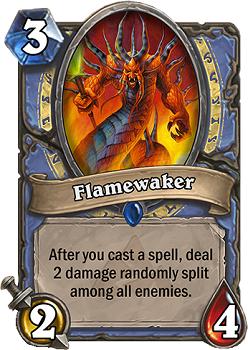 Firewalker HS