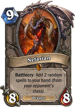 Nefarian Hearthstone BR