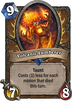 Volcanic Lumberer BRM