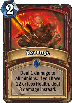 Revenge BRM