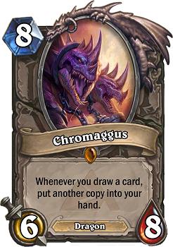 Chromaggus BRM
