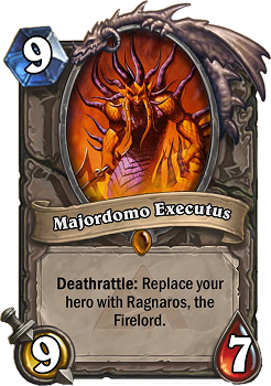 Majordomo Exectus BRM