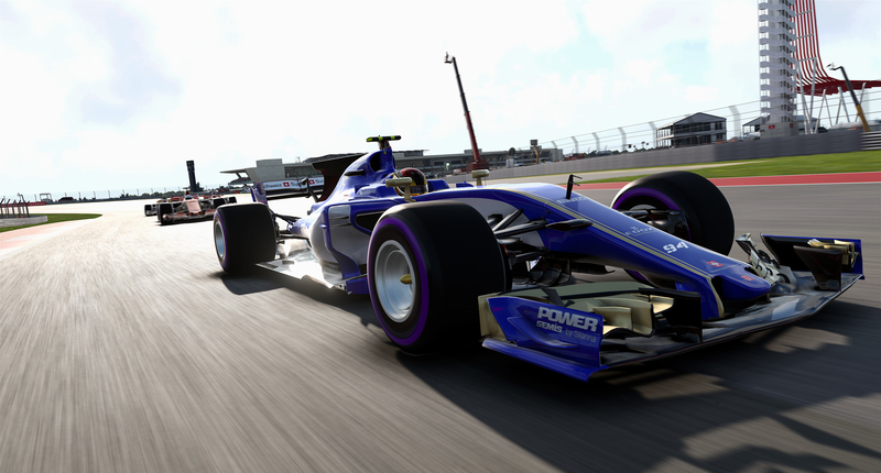 F1 2017's coming to Windows and Mac next week