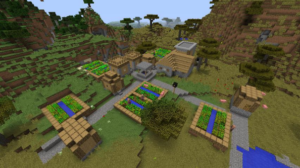 The best minecraft seeds pcgamesn page 2 minecraft seed 7281974495141360449 publicscrutiny Choice Image