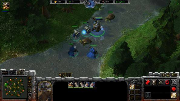 WarCraft Mod 3