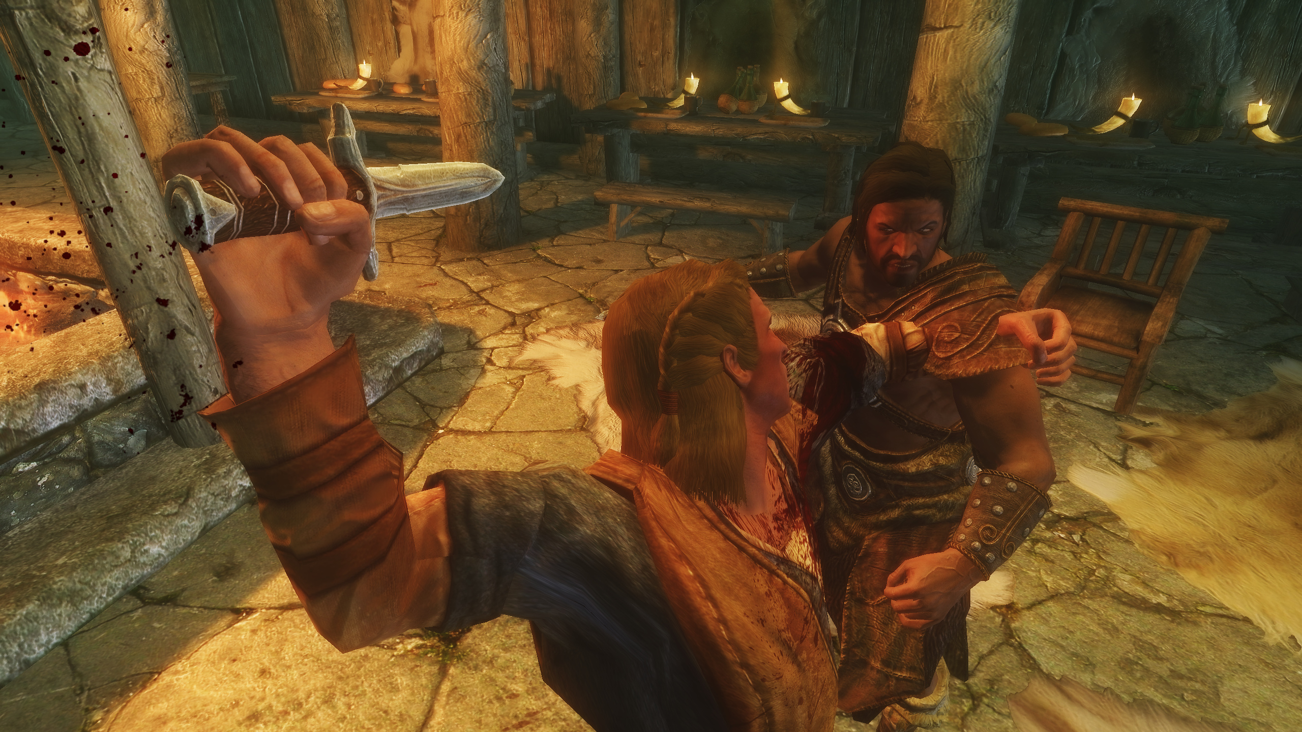 Beat up irritating Skyrim NPCs with honour thanks to a new duel mod