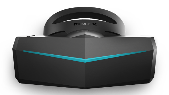 You'll need the GPU power of Nvidia's Volta to natively run Pimax's 8K VR headset