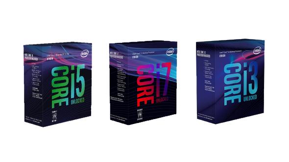 8th Gen Intel Core Box