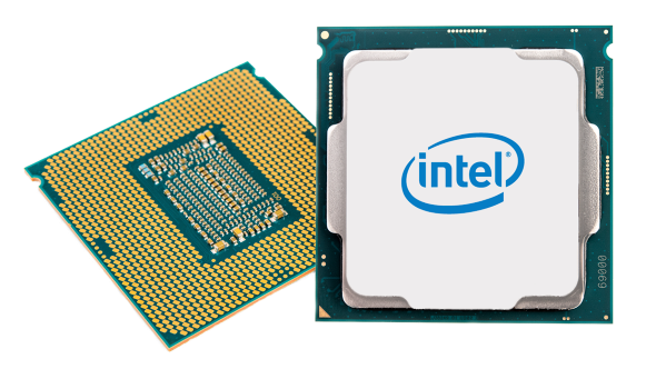 Intel Coffee Lake 8th gen chip