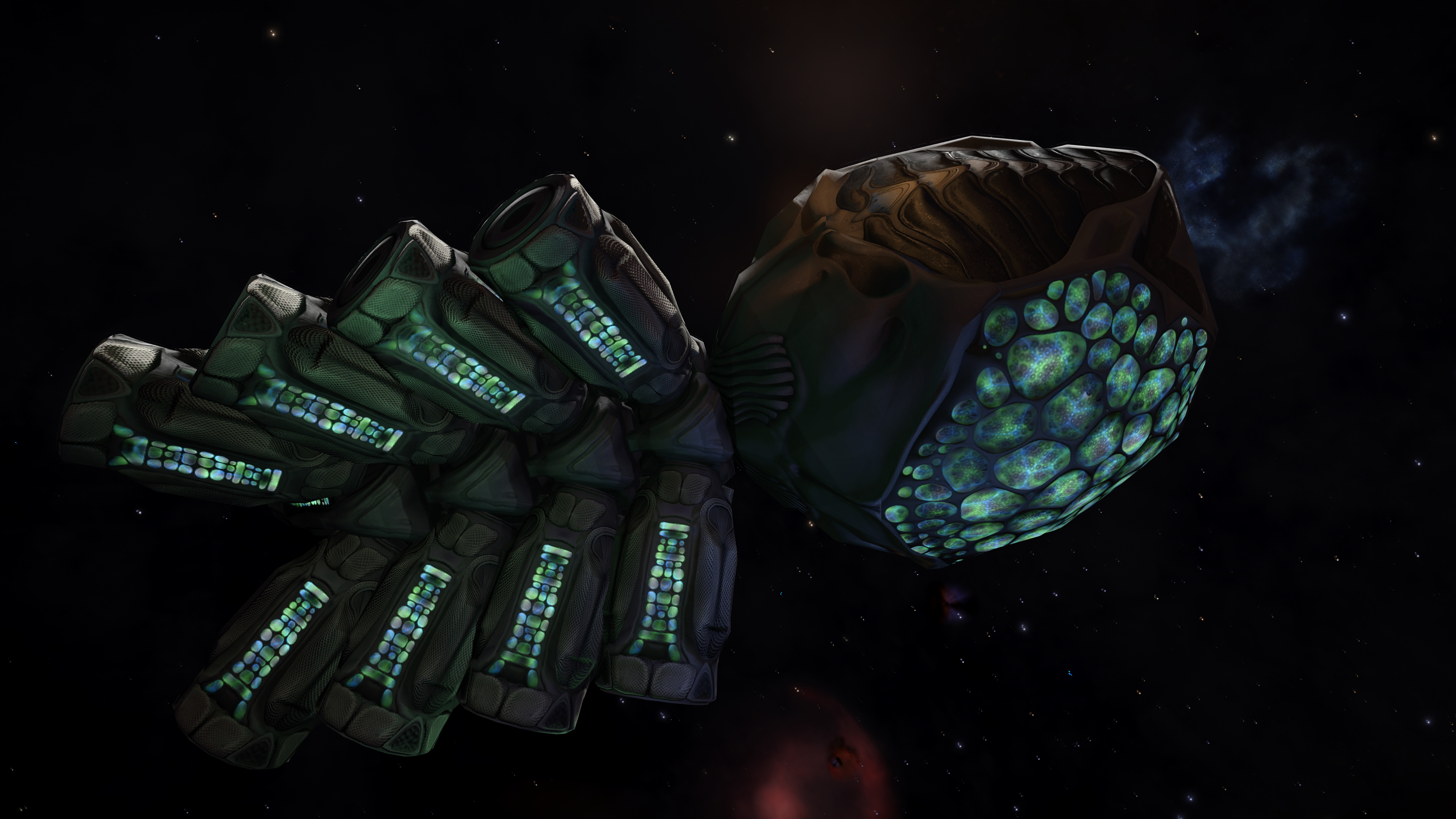 elite dangerous dove enigma