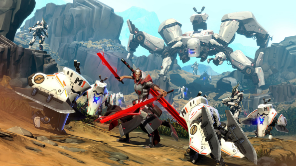 Here's 23 minutes of Gearbox's Battleborn straight from E3