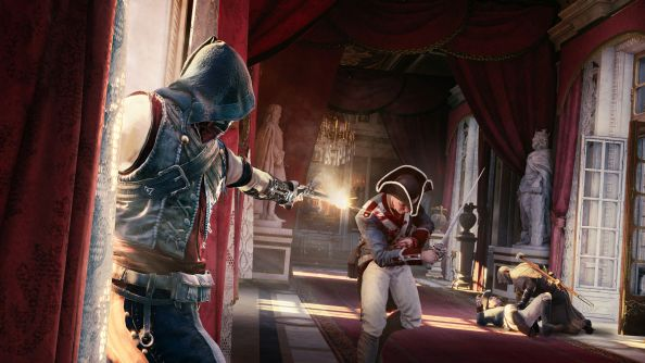 Assassin's Creed Unity unlocks all golden initiates chests during companion app holiday maintenance