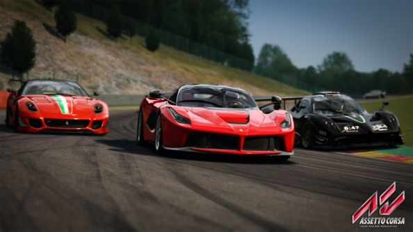 Assetto Corsa races out of Steam Early Access with version 1.0