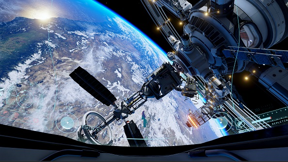Adr1ft is an intense VR experience that treads a fine line between spectacular and stomach-turning