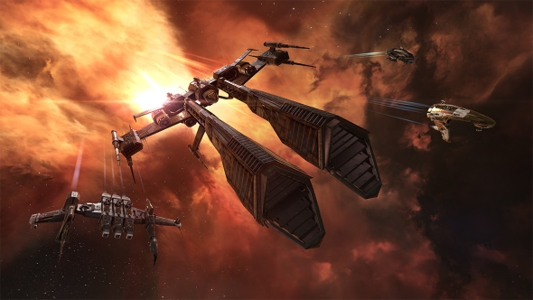 Eve Online's new Lifeblood expansion builds on resource conflict at every level