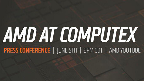 AMD Computex conference