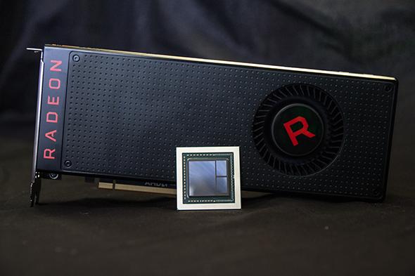 AMD Radeon RX Vega back in stock