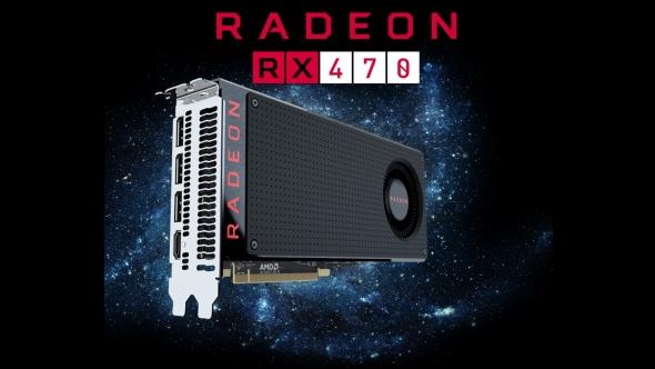 AMD RX 470 release date