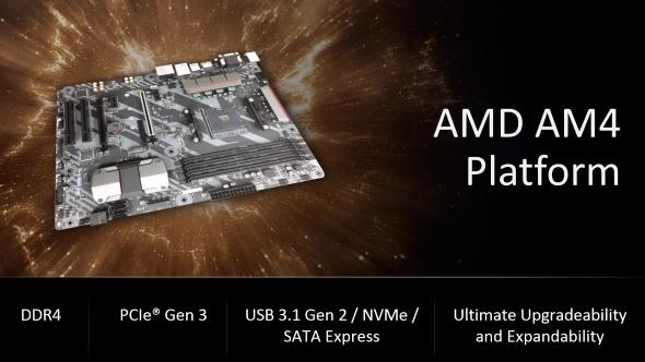 AMD AM4 platform